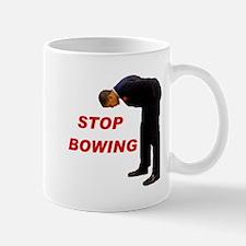 APOLOGIZE TO AMERICA Mug