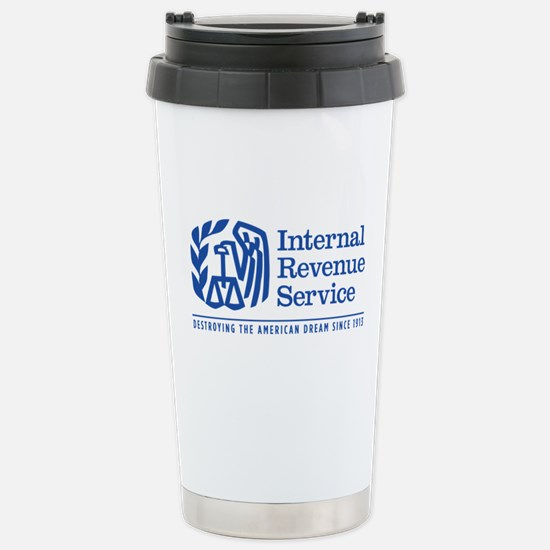 The IRS Stainless Steel Travel Mug