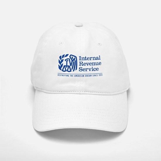 The IRS Baseball Baseball Cap