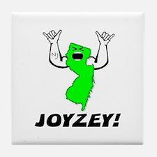 JOYZEY! Tile Coaster