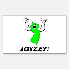 JOYZEY! Decal