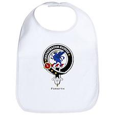 Forsyth Clan Crest Badge Bib