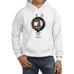 Forbes Clan Crest Badge Hooded Sweatshirt
