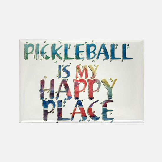 Funny Pickleball Rectangle Magnet