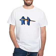 pencil stab T-Shirt