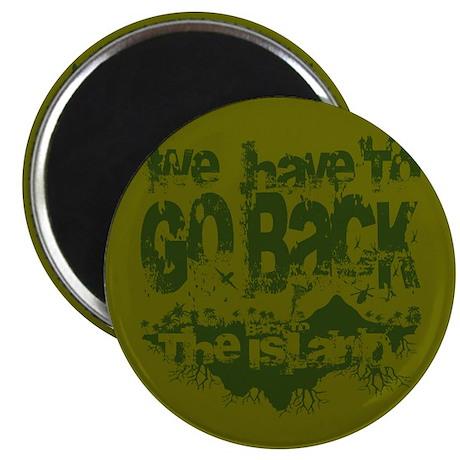 Go Back Magnet