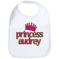 Princess Audrey Bib