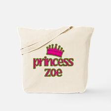 Princess Zoe Tote Bag
