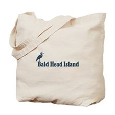 Bald Head Island NC - Beach Design Tote Bag