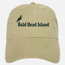 Bald Head Island NC - Beach Design Baseball Baseball Cap