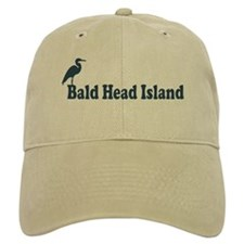 Bald Head Island NC - Beach Design Baseball Cap