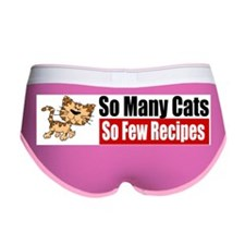 So Many Cats Women's Boy Brief