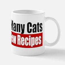 So Many Cats Mug