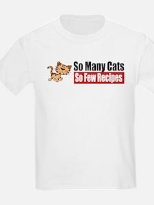 So Many Cats T-Shirt