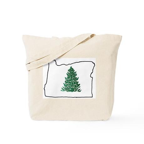 Tree in Oregon Tote Bag