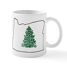 Tree in Oregon Mug