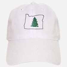 Tree in Oregon Baseball Baseball Cap