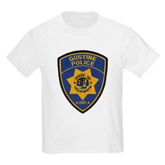 Gustine California Police T-Shirt