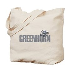 GREENHORN Tote Bag