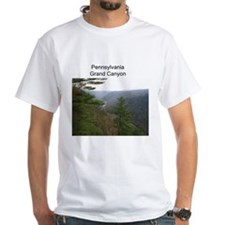 Pennsylvania Grand Canyon T-Shirt (white)