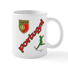 Portugal soccer Mug