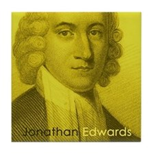 Jonathan Edwards - Christian Revivalist (Coaster)