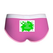 smells like science Women's Boy Brief