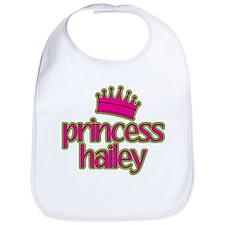 Princess Hailey Bib