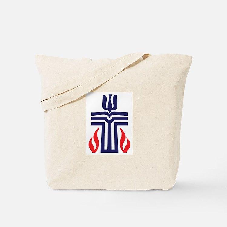 Presbyterian logo Tote Bag