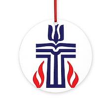 Presbyterian logo Ornament (Round)