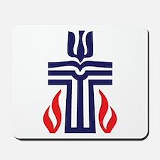 Presbyterian logo Mousepad