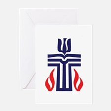 Presbyterian logo Greeting Card