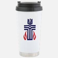 Presbyterian logo Travel Mug