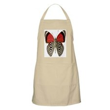 BUTTERFLY RED/BLACK BBQ Apron