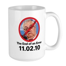 Barney Frank Must Go Mug