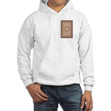 Hoodie w/two AutoCAD images