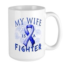 My Wife Is A Fighter Mug