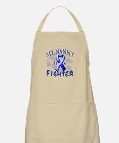My Nanny Is A Fighter Apron