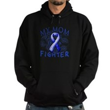 My Mom Is A Fighter Hoodie