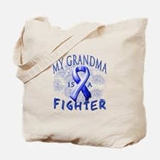 My Grandma Is A Fighter Tote Bag