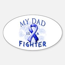 My Dad Is A Fighter Decal