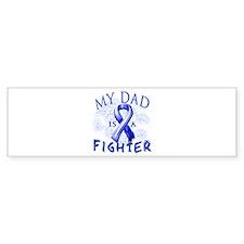 My Dad Is A Fighter Bumper Sticker