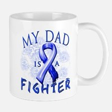 My Dad Is A Fighter Mug