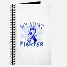 My Aunt Is A Fighter Journal