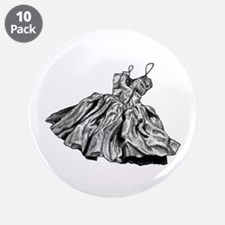 """Cute Homecoming 3.5"""" Button (10 pack)"""