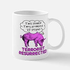 Terrorist Pig Mug