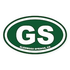 Glenwood Springs Decal