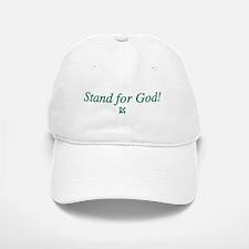 Stand for God Baseball Baseball Cap