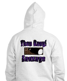 One Day...then BANG!! Hoodie
