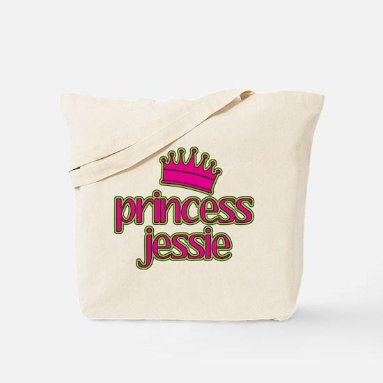 Princess Jessie Tote Bag